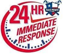 Texas Premier Plumbing offers 24/7 Emergency Services
