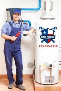 Water Heater Repair Service by Texas Premier Plumbing